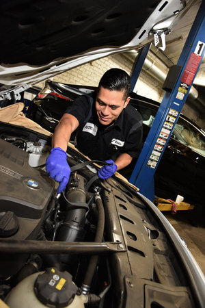 AutoAid's auto warranty covers repairs and service.