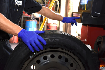 AutoAid's Tire Shop in Van Nuys | AutoAid