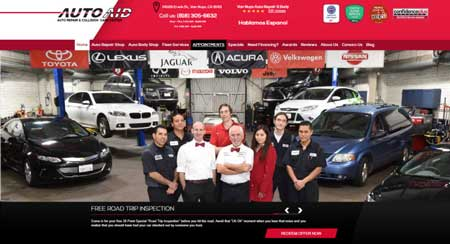 Your Car Service Information Online -- We've Gone Digital